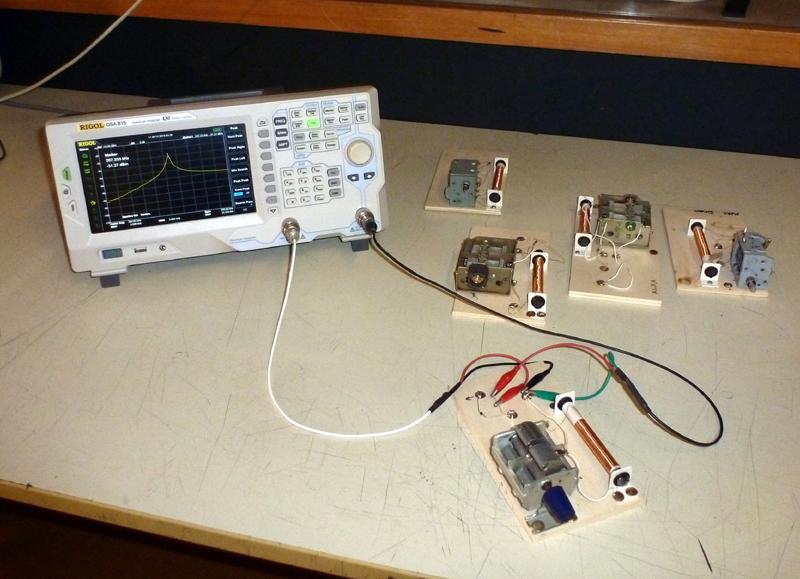 800 - Detektoren und Spektrumanalysator