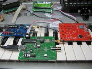 DF4IAH 10MHz-Ref-Osc V2.1, V2.2 und V2.3